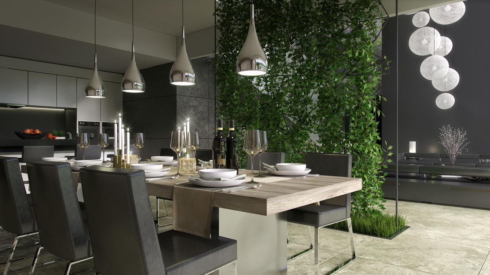 3d interieur ontwerpvisualisatie luxe woning choro for 3d interieur ontwerp