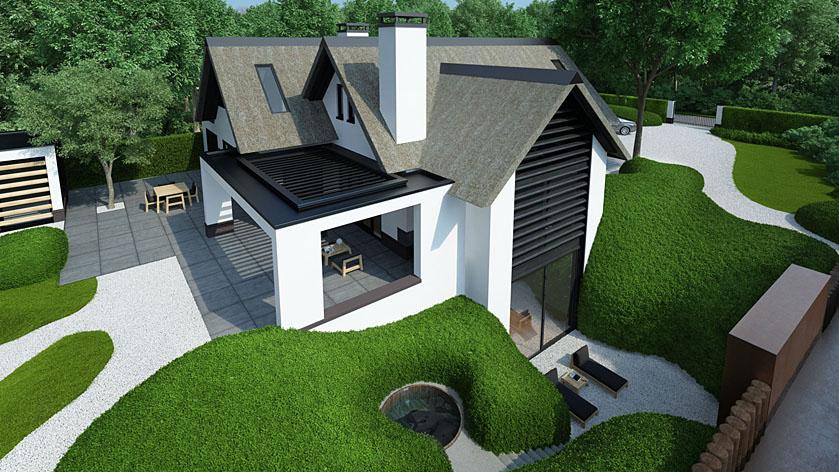 Huis ontwerpen 3d